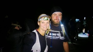 Ryan and I at the start line.
